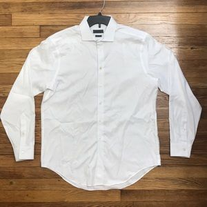 Calvin Klein Dress Shirt White